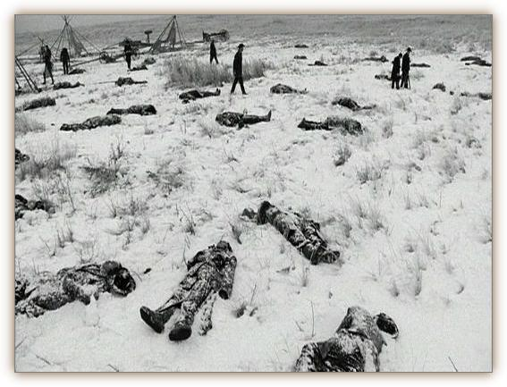 Memorial Day Wounded Knee